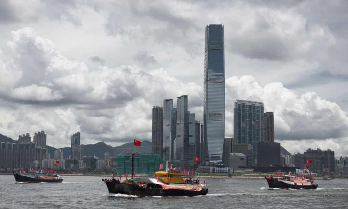 Trung Quốc có thể chặn người Hong Kong tìm đường sang Anh - 1