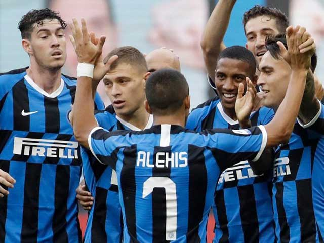 Video highlight trận Inter Milan – Brescia: Sanchez rực sáng, choáng váng set tennis - 1