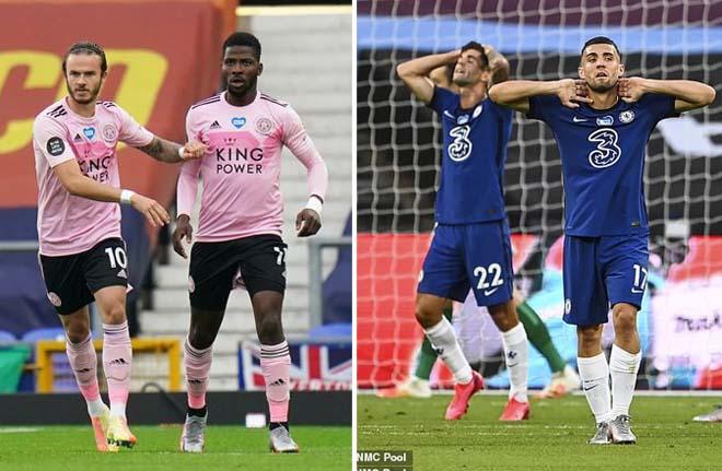 Nghẹt thở BXH Ngoại hạng Anh: Chelsea thua sốc, MU khi nào chiếm top 4? - 1