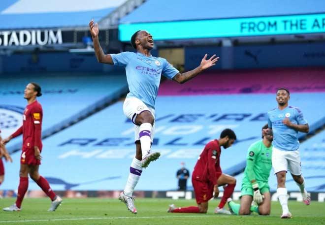 """Liverpool thua thê thảm Man City: Cú sốc tái hiện, Pep """"đá xoáy"""" - 1"""