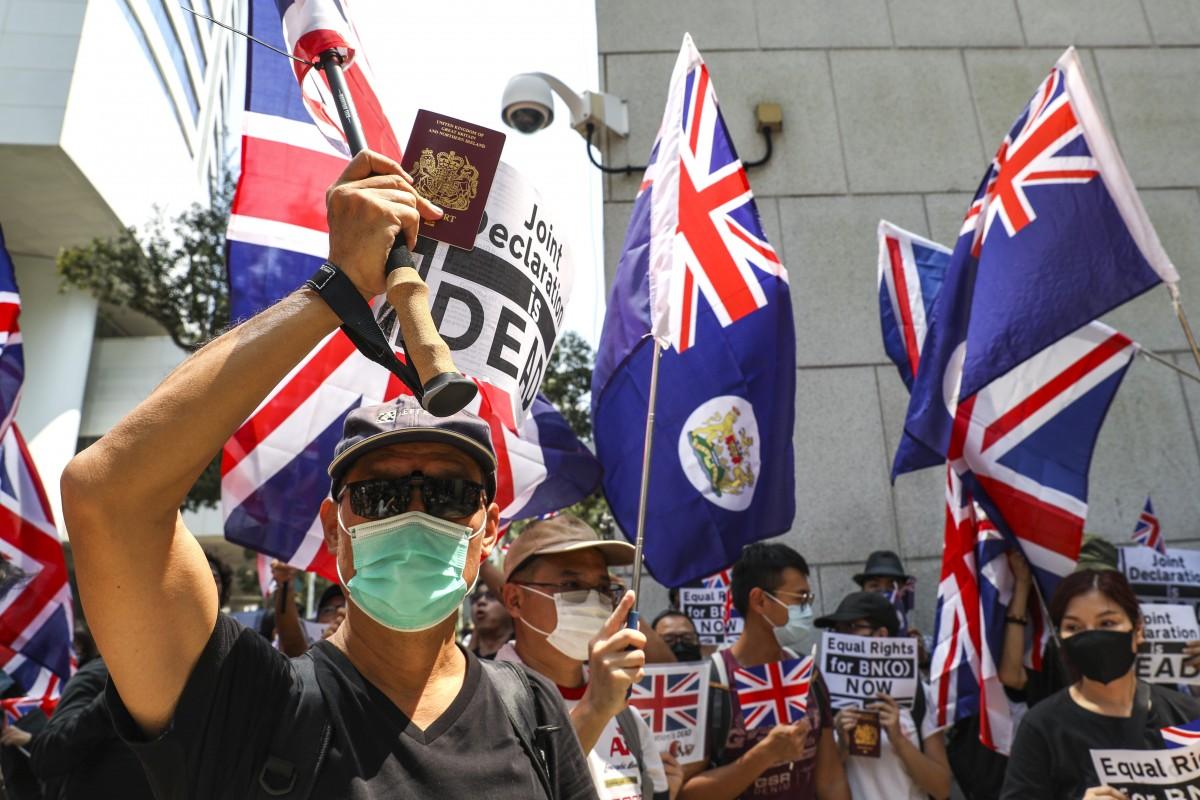 Trung Quốc nổi giận với liên minh tình báo Ngũ Nhãn vì sẵn sàng đón người Hong Kong - 1