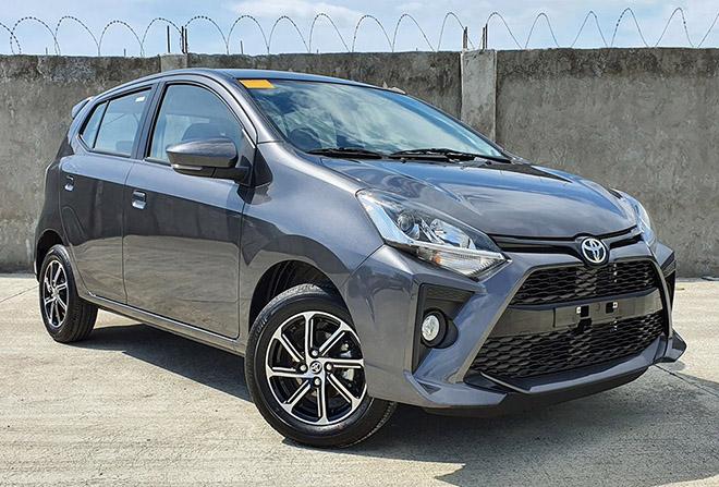 Đại lý nhận đặt cọc Toyota Wigo 2020, giá bán rẻ hơn bản cũ - 1