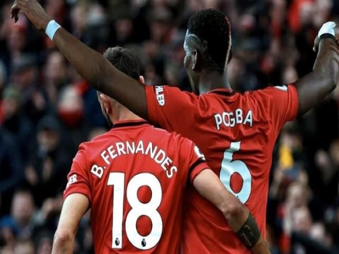 MU như ngồi trên lửa: Fernandes, Pogba dính chấn thương, đua Top 4 ra sao? - 1