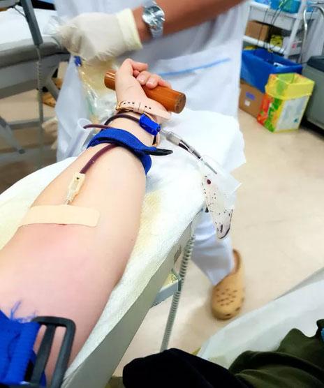 Sở Y tế TP HCM báo cáo gì về vụ truyền thuốc hết hạn tại Bệnh viện Truyền máu - Huyết học? - 1