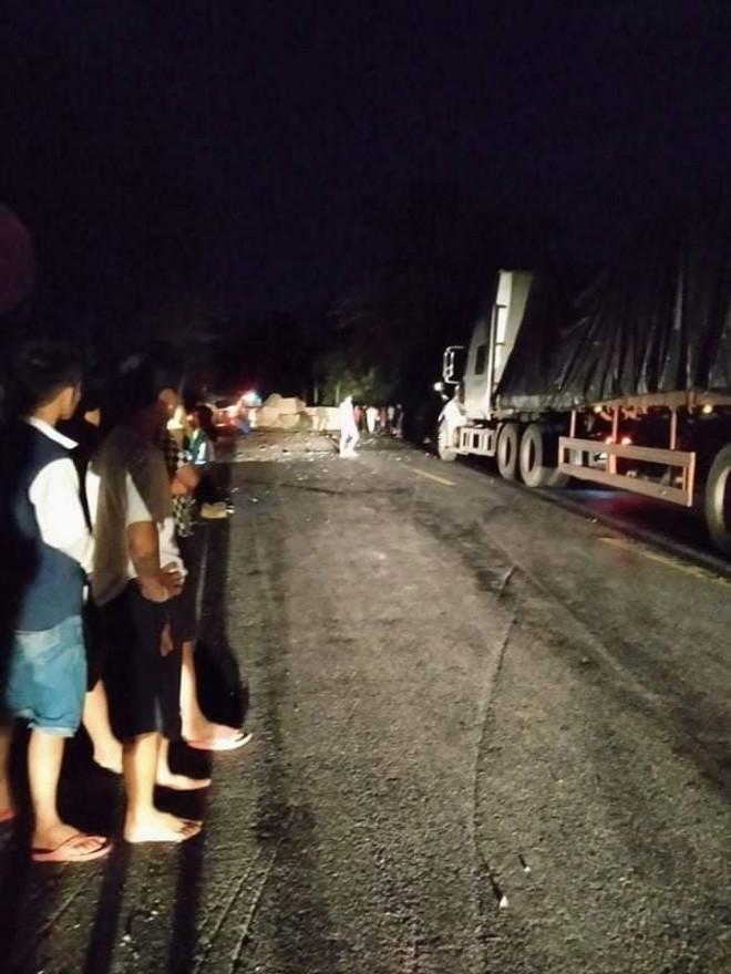 Tin tức 24h qua: Cố nhảy khỏi xe container gặp nạn, tài xế vẫntử vong vì va phải đá - 1