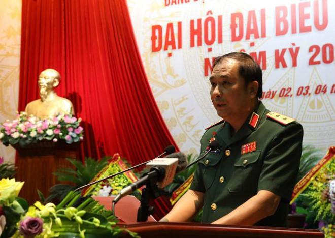 Trung tướng Phùng Sĩ Tấn tái cử chức vụ Đảng của Bộ Tổng Tham mưu - 1