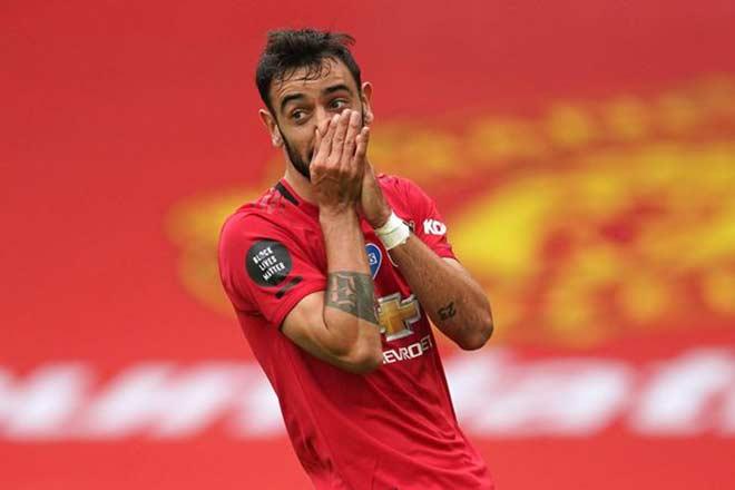 """Hàng công MU rực sáng: Fernandes vượt Cantona, có cặp """"Ronaldo & Tevez mới"""" - 1"""