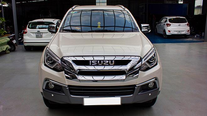 Isuzu Mu-X mẫu xe SUV 7 chỗ ít được ưa chuộng tại Việt Nam dù giá rẻ - 1