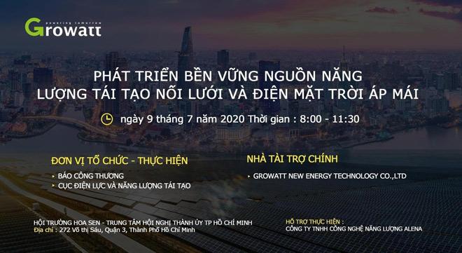 """Growatt triển khai sự kiện """"khủng"""" - bước chuyển mình mạnh mẽ của năng lượng sạch Việt Nam - 1"""