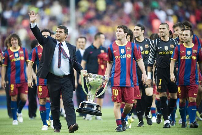 Messi ngừng gia hạn Barca: Tuyên chiến Chủ tịch Bartomeu, muốn người cũ lật ghế - 2