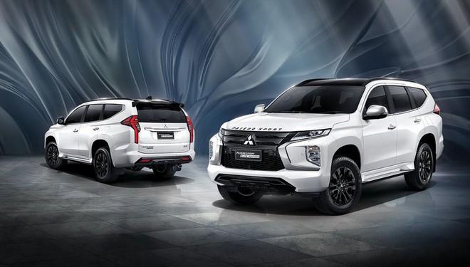 Mitsubishi trình làng Pajero Sport Elite Edition giá 1,13 tỷ đồng - 1