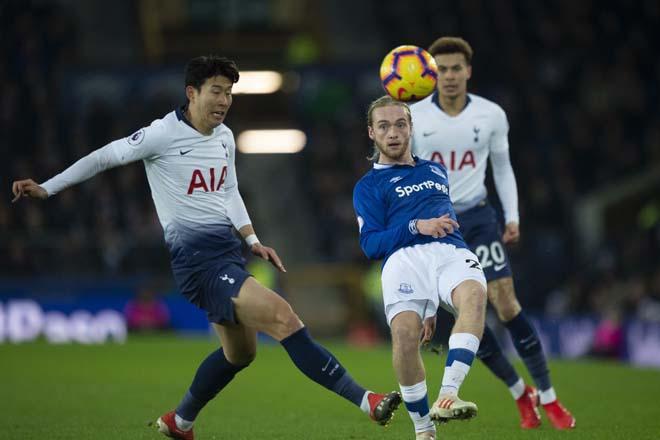 Nhận định bóng đá Tottenham - Everton: Mourinho đấu trí Ancelotti, nuôi mộng C1 - 1