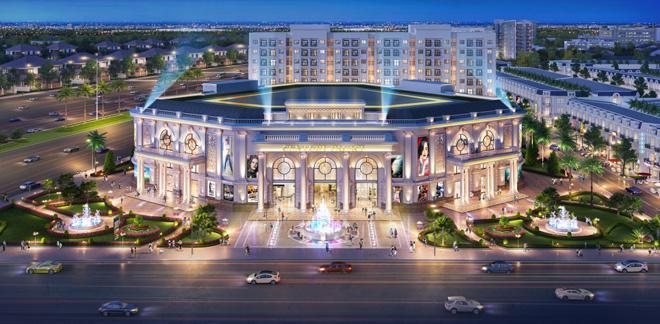 Tổ hợp tiện ích nâng tầm giá trị dự án Century City - 1