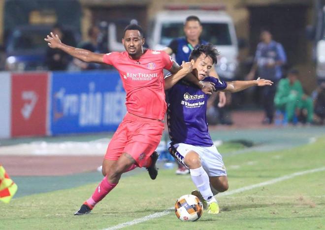 V-League 2020 hấp dẫn, đội tuyển Việt Nam hưởng lợi? - 1