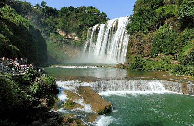 12 công viên quốc gia tuyệt vời  nhất Trung Quốc, bạn nhất định nên ghé qua khi hết dịch - 1
