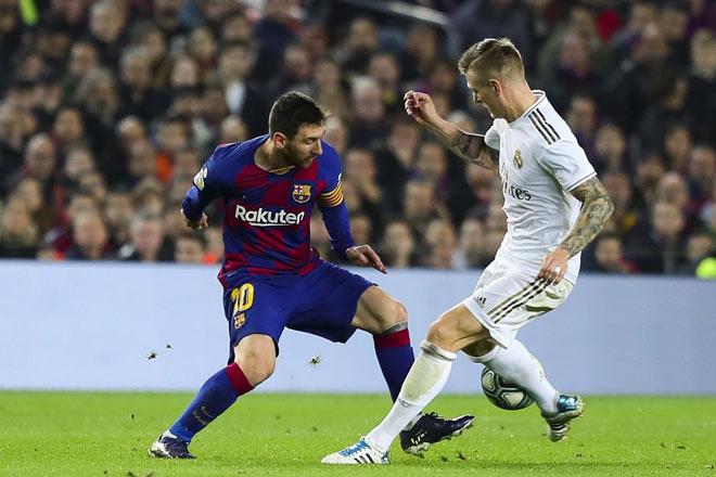 Barca và Messi lo phát sốt: Real có thể vô địch La Liga ngay tuần này - 1