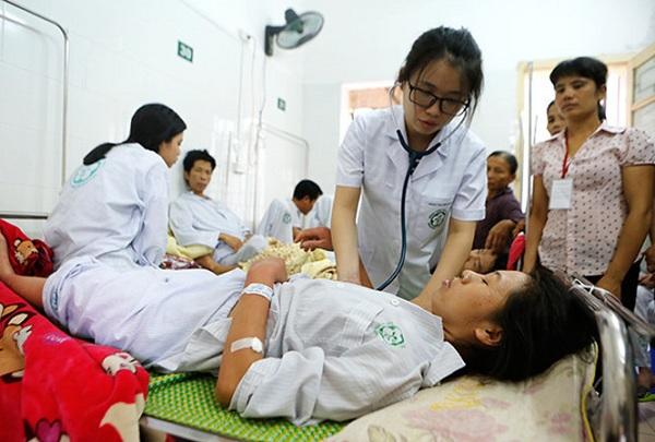 Số người mắc sốt xuất huyết tăng nhanh, Hà Nội có 3 ổ dịch diễn biến phức tạp - 1
