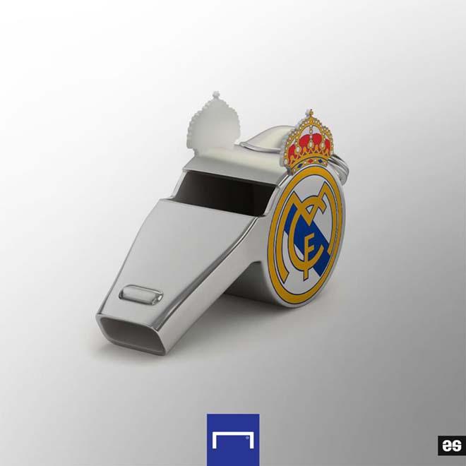 Đua vô địch La Liga: Chủ tịch tham chiến, Barca kiện VAR - Real đòi công lý? - 1