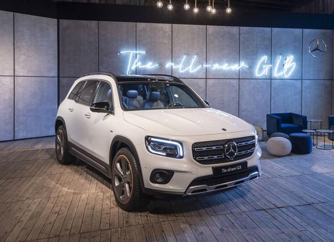 Mercedes-Benz GLB được đại lý nhận đặt cọc, giá dự kiến 2,05 tỷ đồng - 1