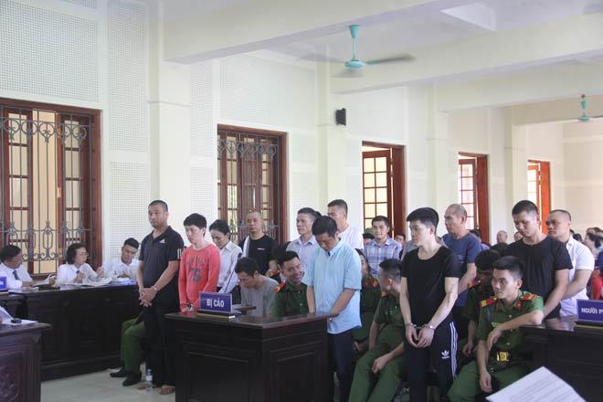 Vết trượt dài của cựu Thiếu tá công tham gia đường dây ma túy xuyên Việt - 1