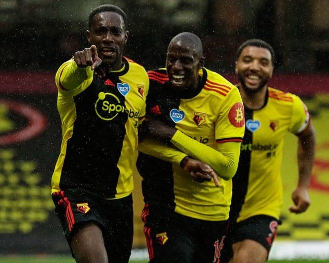 Video highlight trận Watford - Norwich: Siêu phẩm ngỡ ngàng, 3 điểm quý giá - 1