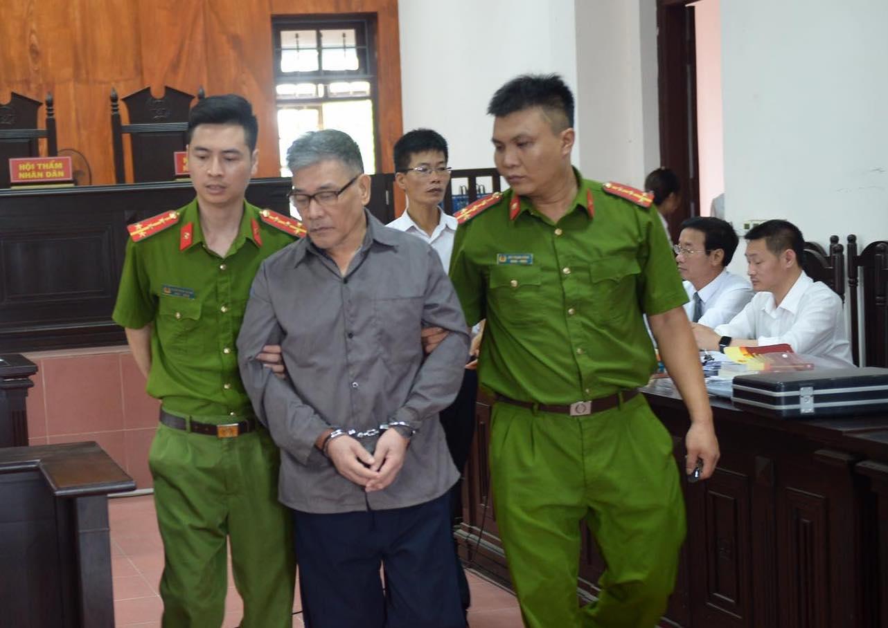 Anh truy sát cả nhà em gái ở Thái Nguyên: VKS đề nghị mức án với bị cáo - 1
