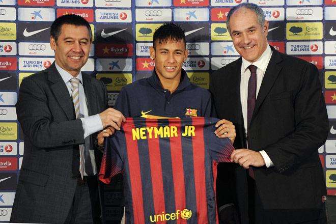"""Barca """"đại loạn"""" vẫn đón tin vui về Neymar: Man City cũng phải ước - 1"""