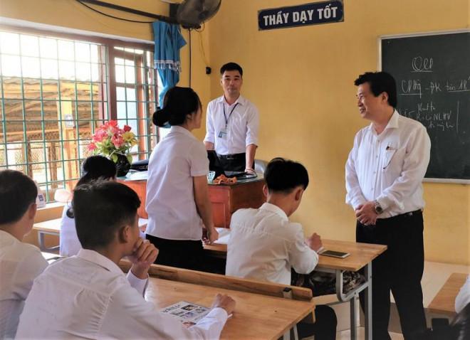 Sẽ giảm độ khó đề thi tốt nghiệp THPT năm 2020 - 1