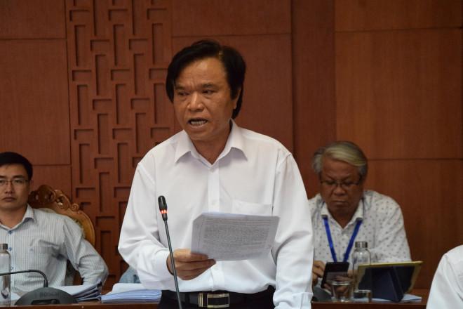 Chủ tịch Quảng Nam yêu cầu hủy gói thầu mua máy xét nghiệm 7,23 tỉ đồng - 1