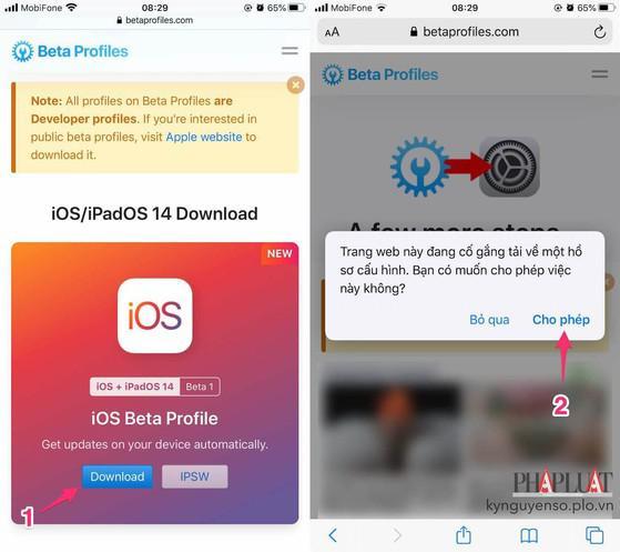 Apple chính thức phát hành iOS 14 beta 2 với nhiều thay đổi - 1