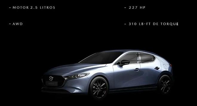 Mazda3 Turbo 2021 trang bị động cơ tăng áp mạnh hơn cả Honda Civic Type R - 1