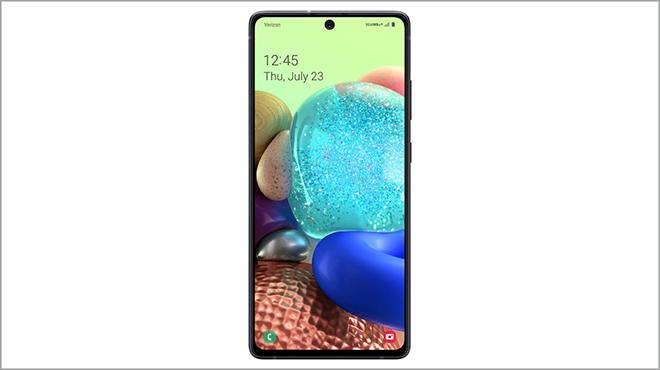 Samsung bất ngờ trình làng Galaxy A71 5G UW với tốc độ 5G cực cao - 1