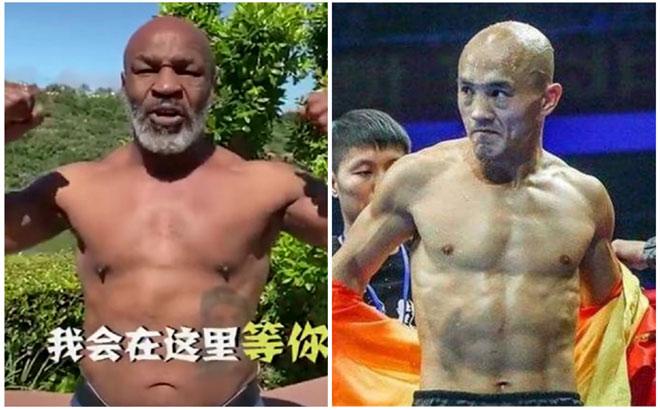 """Viễn cảnh Mike Tyson đấu """"Đệ nhất Thiếu Lâm"""": 20 triệu USD & cái kết buồn - 1"""