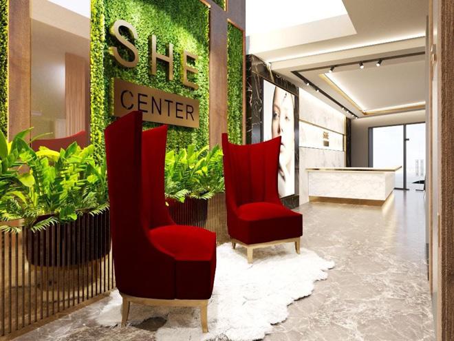 Trải nghiệm dịch vụ đẳng cấp với đội ngũ chăm sóc khách hàng chuyên nghiệp tại SHE Center - 1