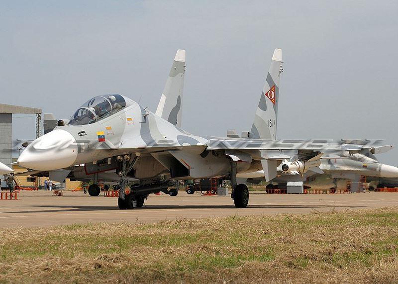 Uy lực vũ khí mạnh nhất Venezuela trước khả năng chiến tranh với Mỹ - 1