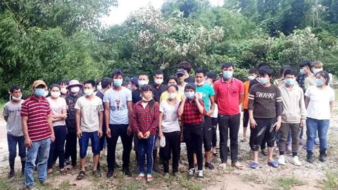 Hành tung đáng ngại của 33 đối tượng vượt biên từ Trung Quốc về Việt Nam - 1