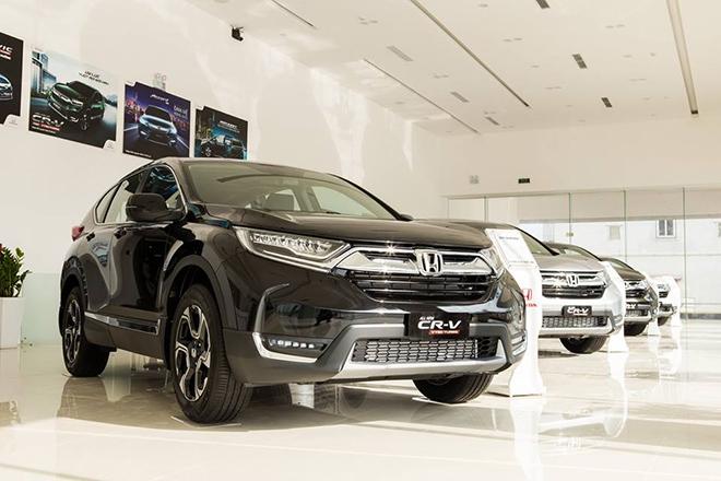 """Honda CR-V đời cũ bỗng dưng """"hot"""" trở lại vì tâm lý khách Việt chuộng xe nhập - 1"""