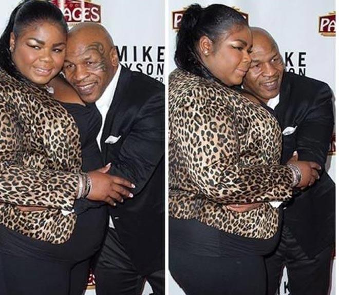 """Mike Tyson tức điên về tin đồn chi 231 tỷ đồng """"kén rể"""": Con gái đã có bạn trai - 1"""