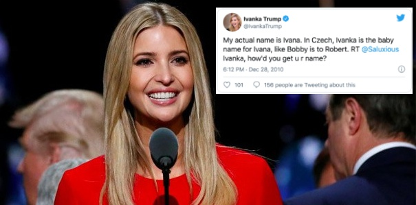 Tiết lộ bất ngờ về con gái giàu có và quyền lực của Tổng thống Donald Trump - 1