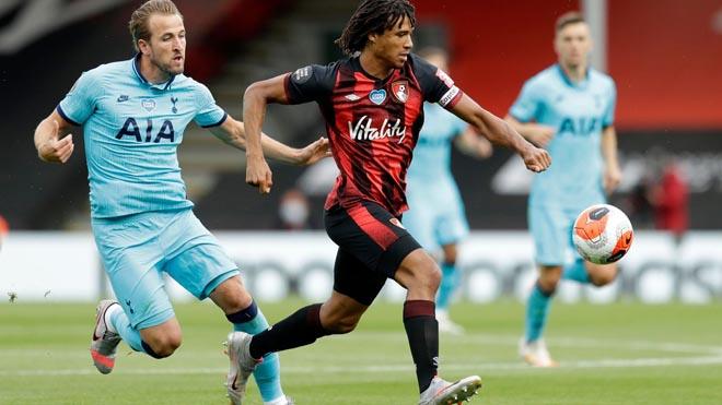 Video highlight trận Bournemouth - Tottenham: Thoát hiểm nhờ VAR, bù giờ khó tin - 1