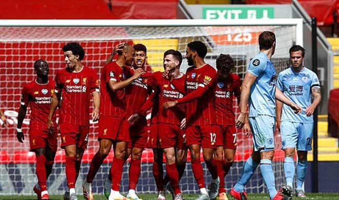 Video highlight trận Liverpool - Burnley: Tuyệt phẩm đánh đầu, ngỡ ngàng hiệp 2 - 1