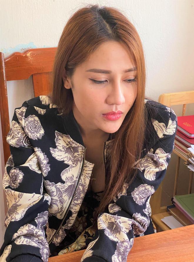 """Bắt tạm giam hot girl """"tú bà"""" tổ chức đường dây bán dâm cao cấp ở Thanh Hoá - 1"""