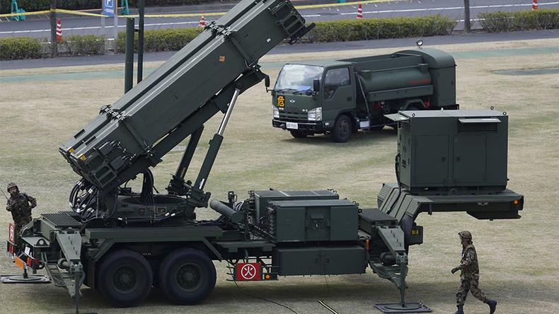 """Mỹ nâng cấp tên lửa phòng không Đài Loan, TQ tuyên bố """"là mục tiêu phá hủy đầu tiên"""" - 1"""