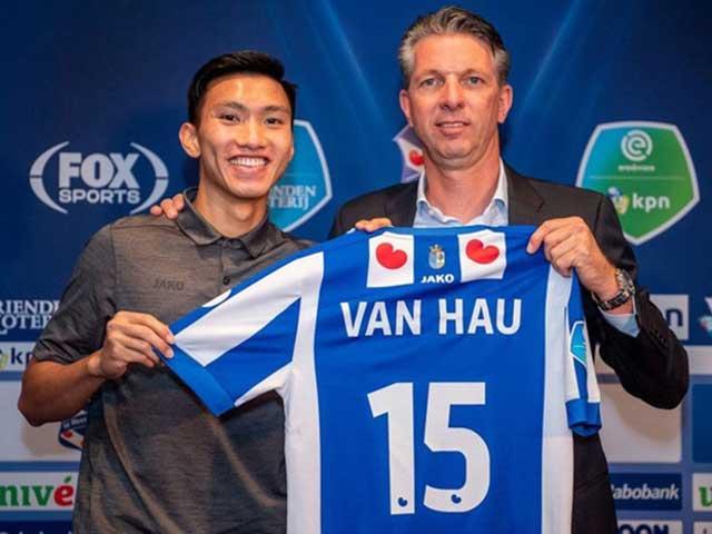 Tin HOT bóng đá tối 11/7: Sếp Heerenveen tiếc cho Đoàn Văn Hậu - 1
