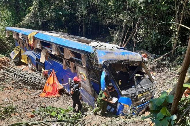 Vụ tai nạn thảm khốc ở Kon Tum: Có kết quả kiểm tra nồng độ cồn và ma túy - 1
