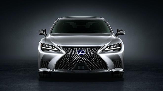 Xế sang Lexus LS 2021 phiên bản nâng cấp chính thức lộ diện - 1