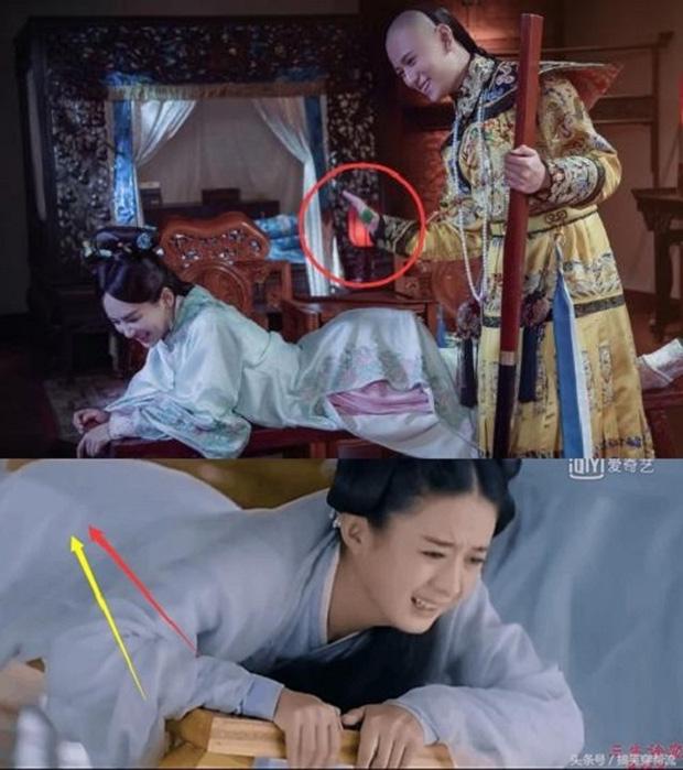 Cảnh tra tấn trong phim Trung Quốc lừa hàng tỷ khán giả thế này đây - 1