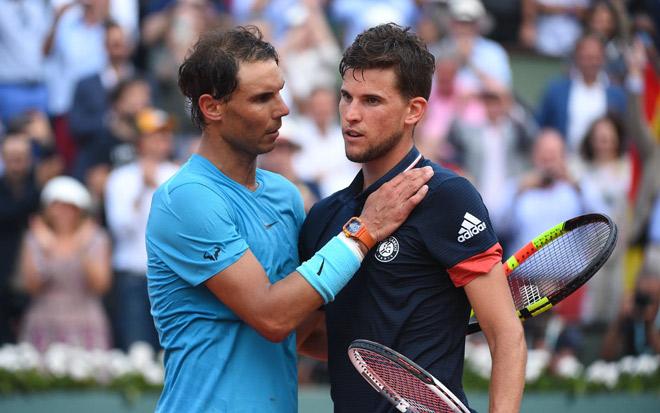 """Tay vợt nào đủ sức thay Nadal làm """"ông trùm"""" Roland Garros? - 1"""