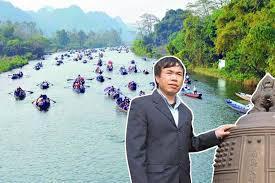 Đại gia Ninh Bình chuyên đi xây chùa nghìn tỷ - 1