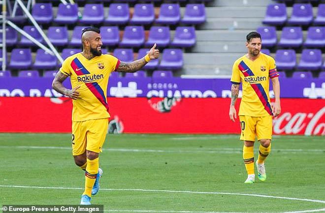 Barca - Messi âu lo: Griezmann gặp hạn, Real dễ vô địch La Liga tuần tới - 1
